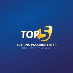 [TOP 5️⃣VBN] : J5 - Chamalières / Nantes