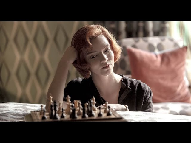 Opinion  Netflix's chess drama The Queen's Gambit has a refreshingly