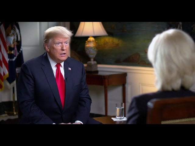 CBS Just Goes Ahead and Posts Part of Trump's 60 Minutes Interview