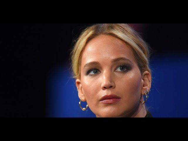 Jennifer Lawrence says she used to be 'a little Republican' but Donald