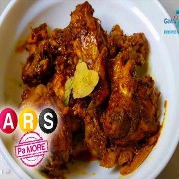 Mars Pa More: Jessa Chichirita's Ilonggo Style Spicy Adobo recipe   Mars Masarap