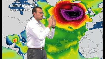 Illustration de l'actualité La météo de votre mercredi 28 octobre 2020