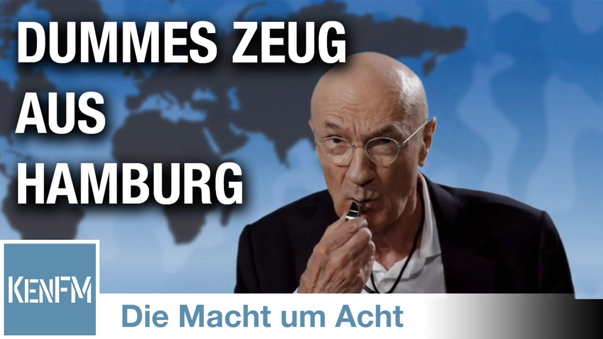 """Die Macht um Acht (64) """"Dummes Zeug aus Hamburg!"""""""