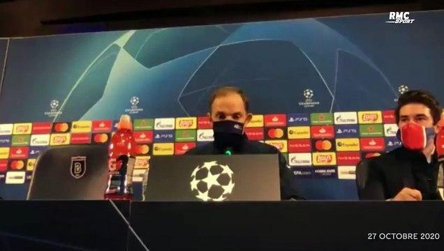 """PSG : """"Marquinhos est plus important au milieu"""" insiste Tuchel"""