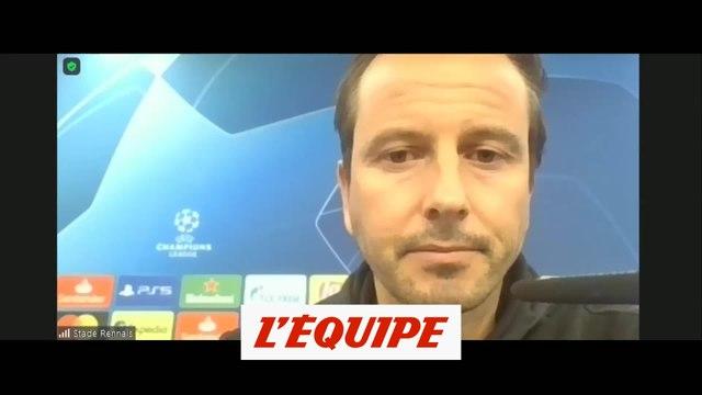 Camavinga pas dans le groupe contre Séville - Foot - C1 - Rennes