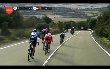Vuelta a España 2020: Stage 7 highlights