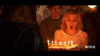 Chilling Adventures of Sabrina Season 4 Date Announcement Promo (2020) Sabrina the Teenage Witch