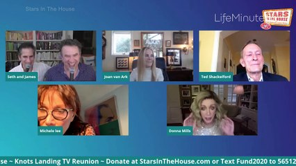 A LifeMinute with Knots Landing's Donna Mills
