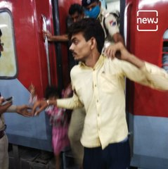 A Train Made To Run Non-Stop From Lalitpur To Bhopal To Rescues 3-Yr Old Girl