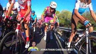 Giro d'Italia 2020: The best of the on-bike action