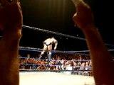 smackdown paris bercy entré Batista