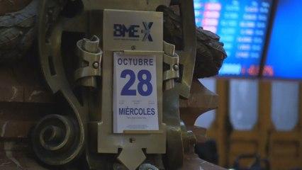 El Ibex 35 incrementa los descensos tras la apertura hasta los 2,27 %