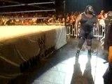 WWE Paris Bercy entré Mark Henry
