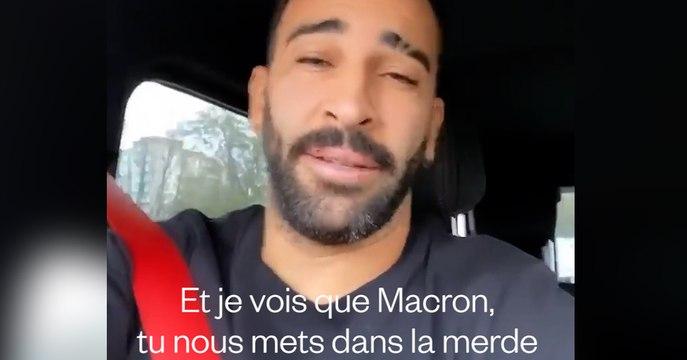 Le coup de gueule d'Adil Rami contre le traitement des musulmans en France