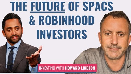 Chamath on launching 26 SPACs & Robinhood Investors