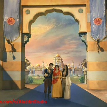 Aladdin Serial 28/10/2020 By Aladdin Studio YouTube channel