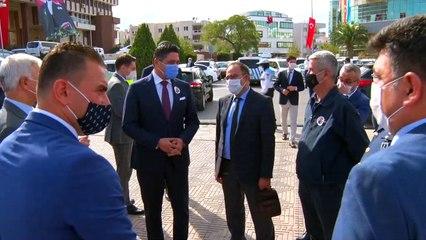 Aliağa'da Cumhuriyet Bayramı Kutlamaları Başladı