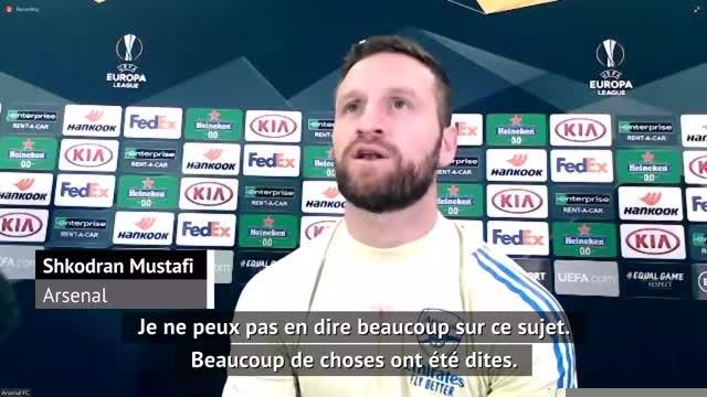 "Groupe B - Mustafi : ""Je serai toujours là pour Mesut Ozil"""