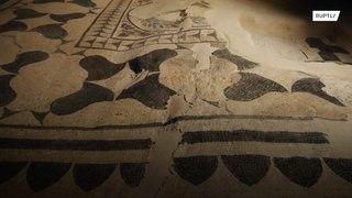 إيطاليا: اكتشاف فيلا أثرية تعود للعصر القديم!!!