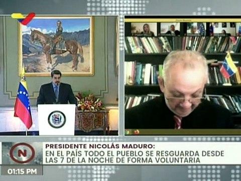 Pdte. Maduro: Todo terrorismo debe ser perseguido, enjuiciado y encarcelado