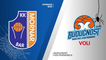 7Days EuroCup Highlights Regular Season, Round 5: Mornar 85-82 Buducnost