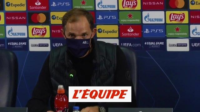 Tuchel donne des nouvelles de Neymar - Foot - C1 - PSG