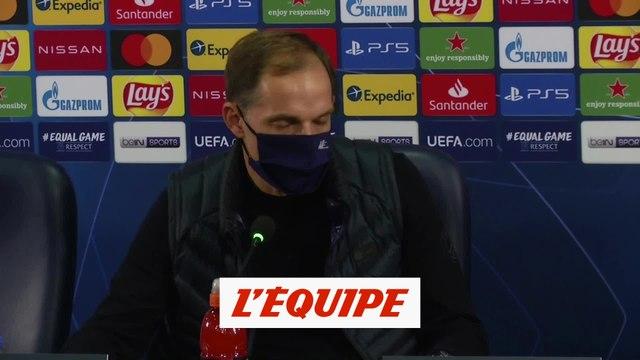 Tuchel : «Je vais protéger mes joueurs» - Foot - C1 - PSG