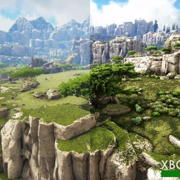 ARK: Xbox Series X - Official Enhancement Upgrade