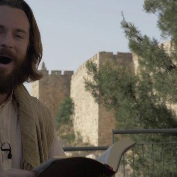 JERUSALEM, ISRAEL WITH TEACHER JOSHUA JAMES