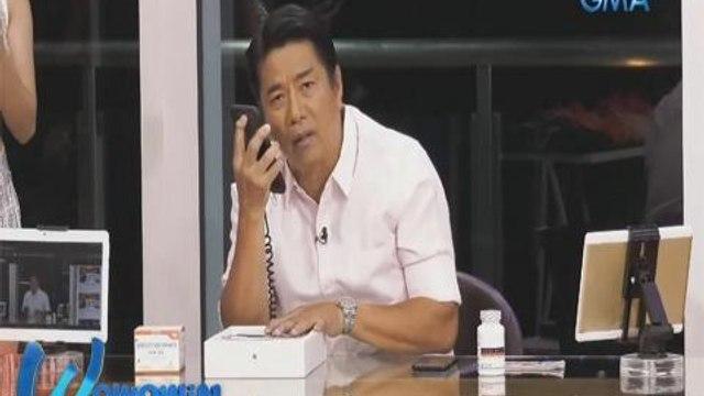 Wowowin: Nanay na caller, nag-shopping na sa 'Tutok to Win!'