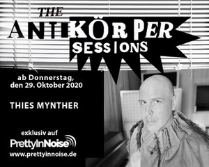 THIES MYNTHER - This Machine Kills (The Antikörper Sessions)