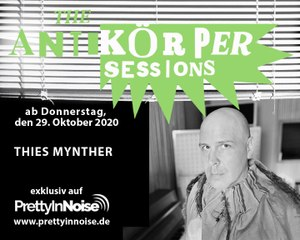 THIES MYNTHER - The Twilight Girl (The Antikörper Sessions)