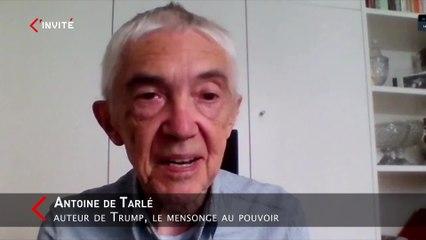 L'Invité - Antoine de Tarlé : « Trump est avant tout une bête de télévision »