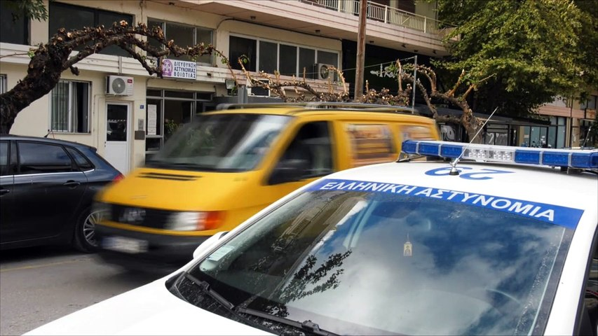 Covid free δικαστικό μέγαρο και ΑΔ Βοιωτίας στη Λιβαδειά