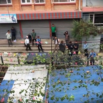 Leopard enters home in Nepal's capital city