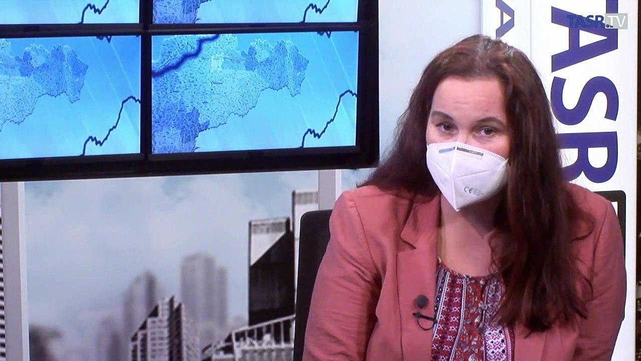 HORVÁTHOVÁ: Potrebujeme čo najviac chorých dostať domov do karantény