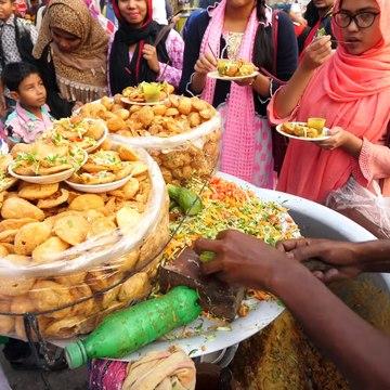 LEVEL 9999 Street Food in Dhaka, Bangladesh - The BRAIN FRY King + BEST Street Food in Bangladesh!!!!