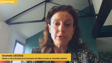 Colloque Développer l'activité physique ou sportive en milieu professionnel - Intervention de Charlotte Lecocq