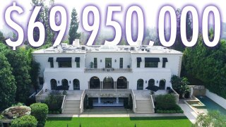 Inside a 69 95M Los Angeles Estate With A Private