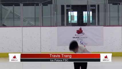 Pre-Novice Men Short Program - 2021 Skate Canada: Alberta-NWT/Nunavut Sectional Championships