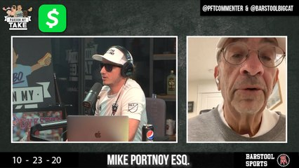 PMT 10/23 - Week 7 Preview, Tom Fornelli On B1G Return, And Our Lawyer Mike Portnoy