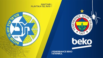 EuroLeague 2020-21 Highlights Regular Season Round 6 video: Maccabi 65-75 Fenerbahce