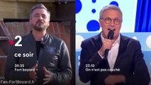 Fort Boyard 2018 - Bande-annonce soirée de l'émission 2 (30/06/2018)