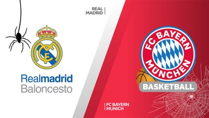 EuroLeague 2020-21 Highlights Regular Season Round 6 video: Madrid 100-82 Bayern
