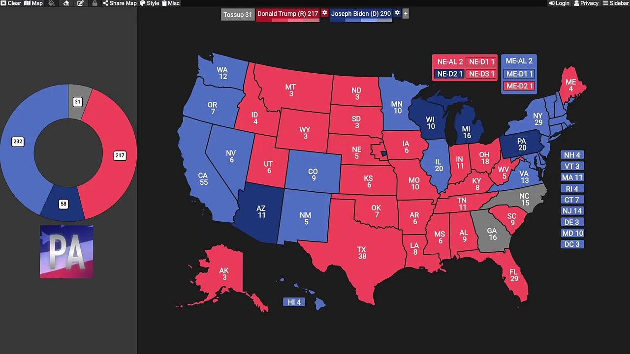 Joe Biden HAS WON The 2020 Election _ 2020 Election Analysis