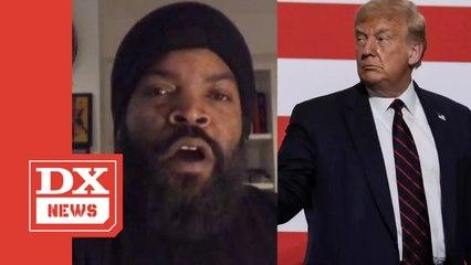 Ice Cube Told He 'Got Played' For Believing Donald Trump Will Invest $500B In Black Communities