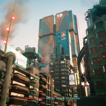 Cyberpunk 2077 — Official 4K Gun Combat Gameplay Trailer