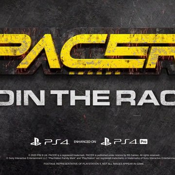Pacer - Launch Trailer PS4