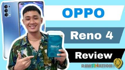 Tech Jungle: OPPO Reno 4