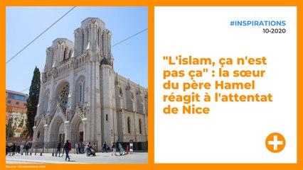 """""""L'islam, ça n'est pas ça"""" : la sœur du père Hamel réagit à l'attentat de Nice"""